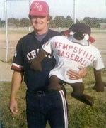 Coach Barlow, Kempsville Chiefs